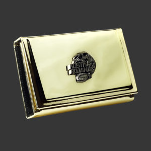 Limited Edition Brush Bag Gold