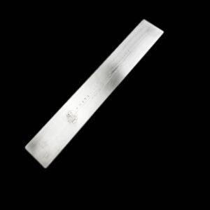 Kostka metal file square base