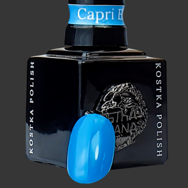 Kostka Polish Color Capri Blue