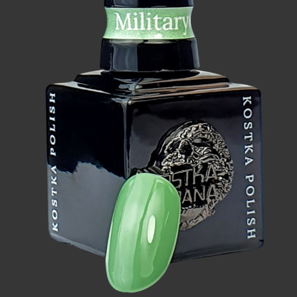 Kostka Polish Color Military Green