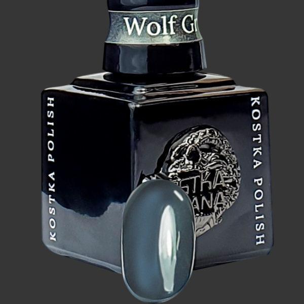 Kostka Polish Color Wolf Gray