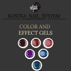 Paint Color Gels / Geluri Pictura