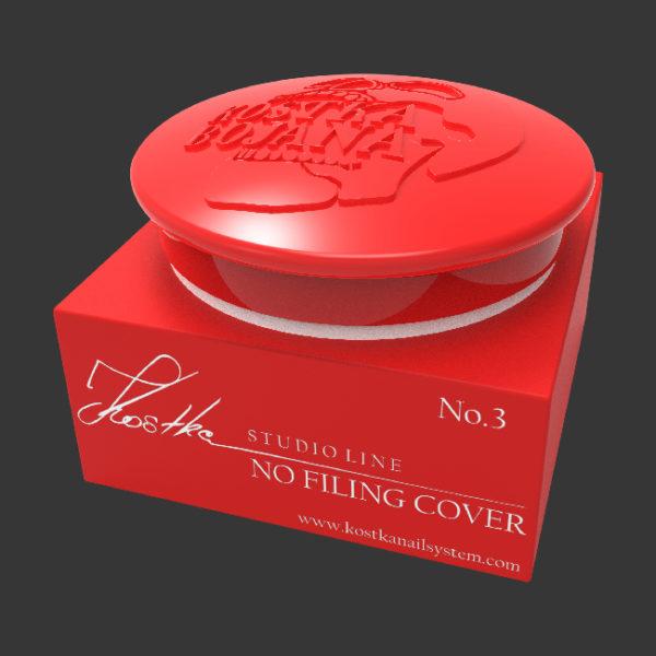 No FIling Cover 3